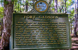 Fort Gadsen River Tours